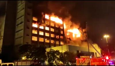 Incêndio em Porto Alegre e a importância de um verniz certificado