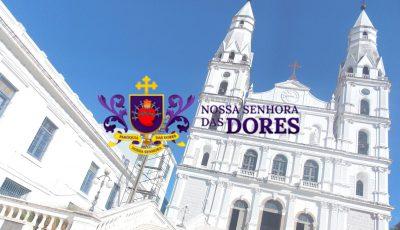 Revitalização de piso da Paróquia Nossa Senhora das Dores